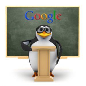 google penguin en temps réel