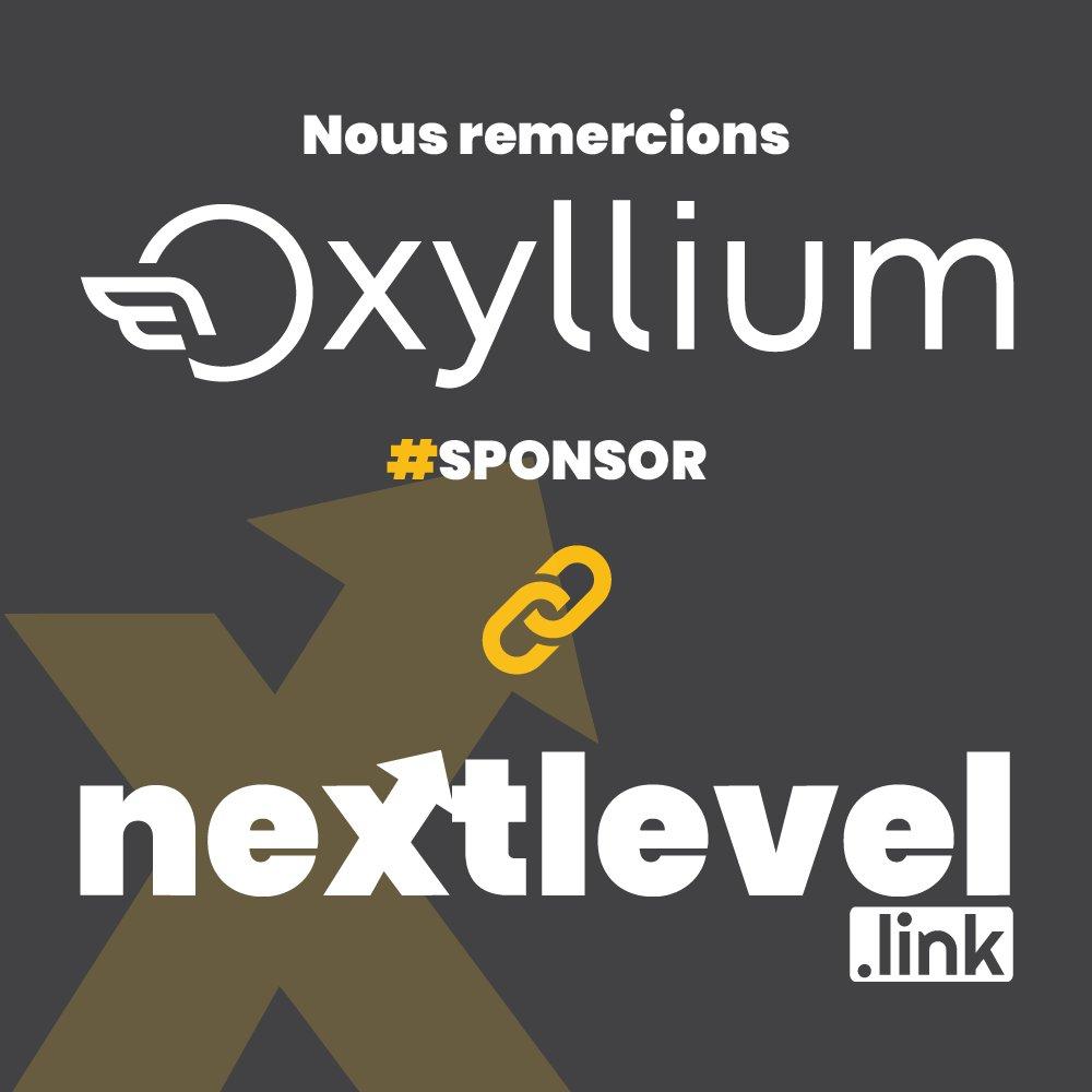 oxyllium sponsor nextlevel